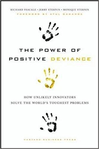 positive deviance book cover